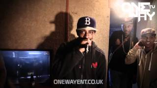 ONE WAY TV | MANC IS GRIME SET EP01 PART 2 | ROLLA, RAGZ , JAWZ , LABOONZ, CALI , RUSH