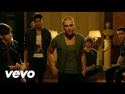 The Wanted - Gold Forever Music Videos