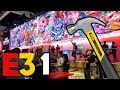 E3 2018 - DAY 1 - SMASH BROS. EVERYWHERE