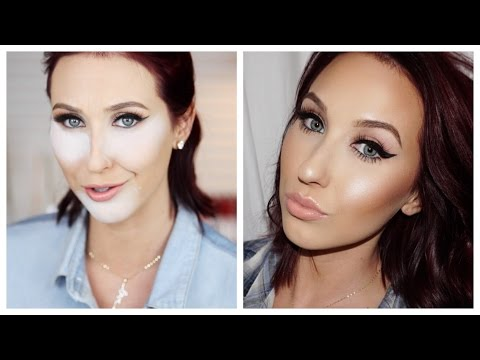 How To - Contour   Blush   Highlight & Bake The Face