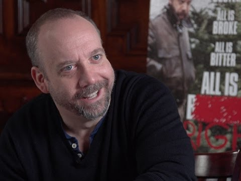 Paul Giamatti Talks 'All Is Bright,' 'The Amazing Spider-Man 2,' 'Downton Abbey' and FX Pilot 'Hoke'