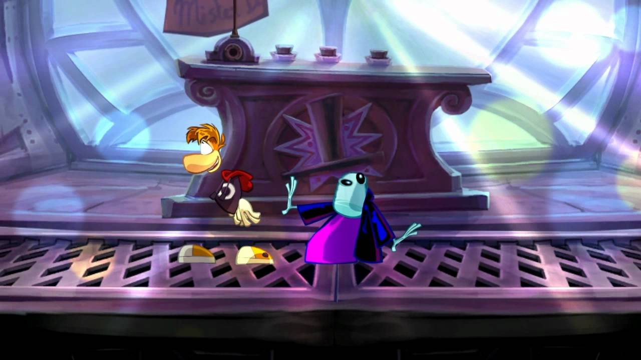 Rayman Origins Perfect Run Vs Final Boss The Magician
