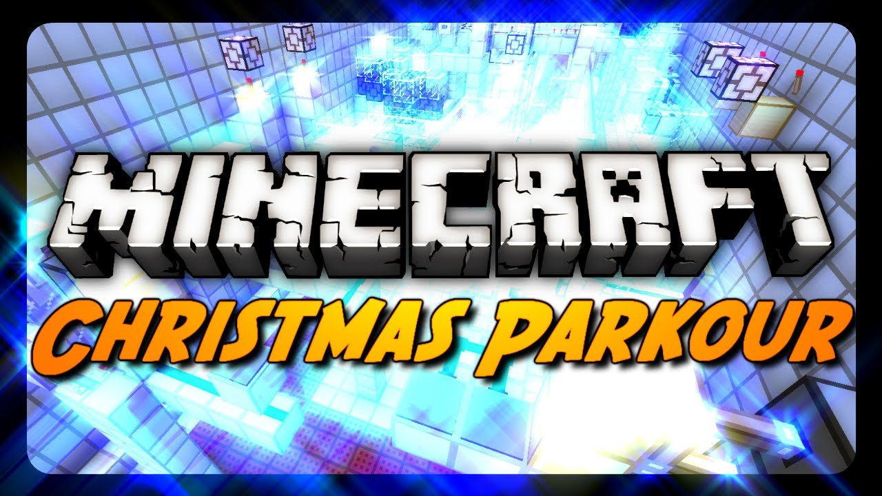 Christmas Calendar Minecraft : Minecraft maps impossible piston parkour christmas