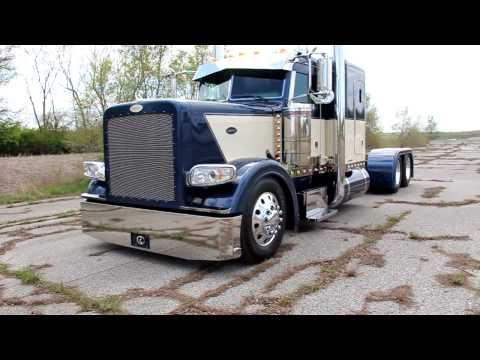 Peterbilt Show Trucks For Sale At TheDogLogs