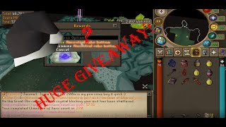 IKOV RSPS! UNDER 5M COX RUN WITH INSANE LOOT + HUGE GIVEAWAY! #SEEDS
