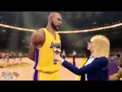 NBA 2K15 PS3 Washington Wizards vs Milwaukee Bucks Multiplayer
