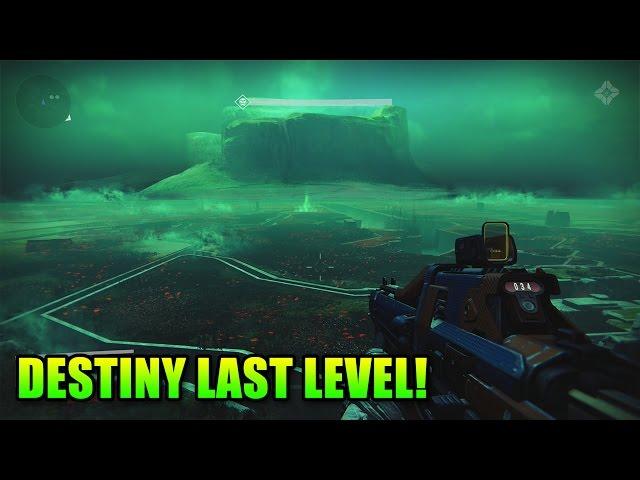 Destiny Black Garden Final Mission! Last Boss & Last Cutscene (Spoilers)