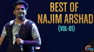 Najim Arshad Hit songs VOL 1| Top Malayalam Songs from KL10 Pathu, Da Thadiya, Maalgudi Days etc