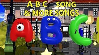 Alphabet ABC & More Songs | Kids Songs | Nursery Rhymes | Baby Songs | Children Songs