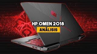 HP OMEN 15: De lo MEJOR en PC GAMING