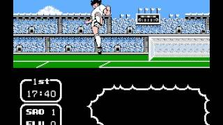 NES Longplay [579] Captain Tsubasa Vol.II: Super Striker (Fan Translation)