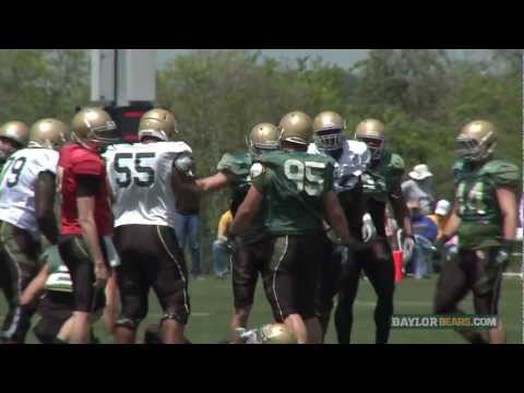Baylor Football: Bears Spring Scrimmage