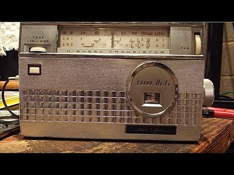 Radio Taiwan International 11,600Khz - Bel Air SW Receiver