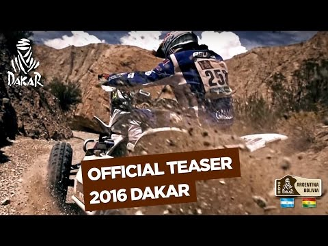El video oficial del Rally Dakar 2016