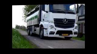 Actros (2012)... 2742 Friesland Campina