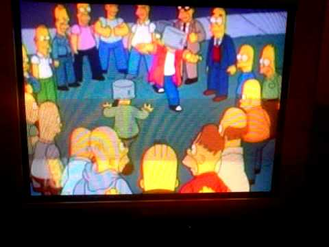 Lisa the Simpson clip