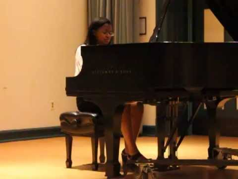 Fur Elise played by Melanie Anderson
