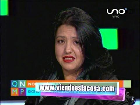 NOEMÍ CÁMARA AFIRMA QUE SU PADRE PAGA A POLICÍAS, A GENTE DE LA  ALCALDÍA Y A ALTOS FUNCIONARIOS