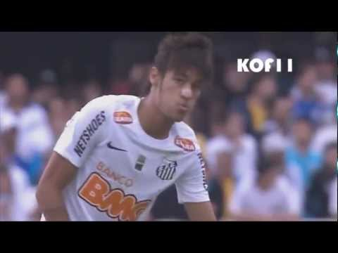 Neymar da Silva Santos Jr. - Somebody New - 2012 ||HD||