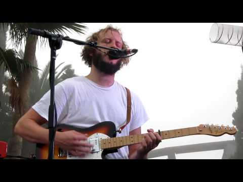 Bon Iver - Re: Stacks - Live @ Hollywood Forever Cemetary 9/27/09 in HD Music Videos
