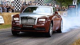 Rolls-Royce Wraith 2016 Beats Porsche 918 + Maserati MC Stradale! Commercial CARJAM TV HD 2016