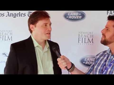 Jason Strouse - 2014 Newport Beach Film Festival - Teacher Of The Year
