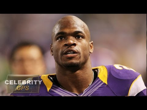 Adrian Peterson cleared by the Vikings - Hollywood.TV