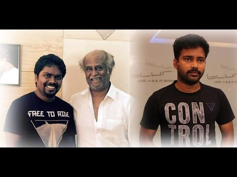 Attakathi Dinesh to join with Rajinikanth - Pa Ranjith new Movie?