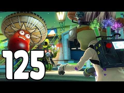 Lets Play Plants vs Zombies Garden Warfare Gameplay German Part 125 Teamsieg