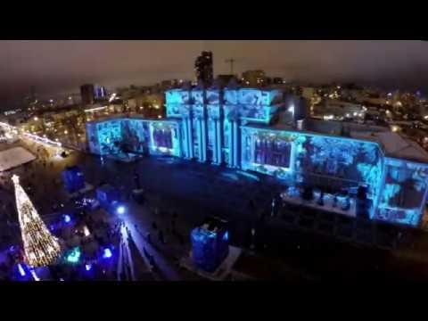 Новогодняя Самара #Samara #Russia