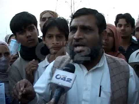 Sherankot & Babu Sabu Citizens Protest Against High Gas Bills Pkg By Hassan Ali