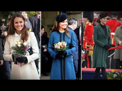 Kate Middleton Gives Us a Lesson in Polished Outerwear! | Fashion Flash