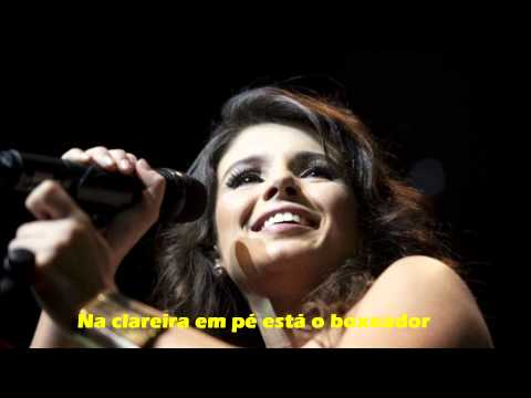 The Boxer - Paula Fernandes (legendado) Music Videos