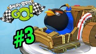 ✔️BOM VÀ XE TRƯỢT TUYẾT! - Angry Birds Go Game Mobile - Chim Điên Đua Xe Android, Ios #3