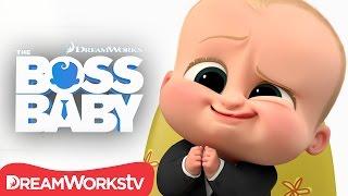 Boss Baby Talks Cute Face | THE BOSS BABY