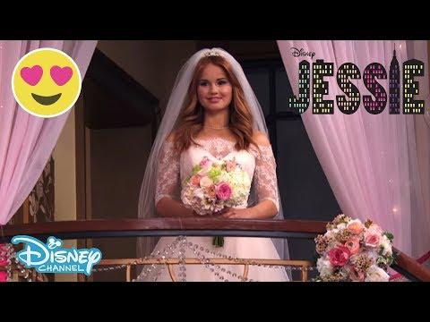 Jessie - Wedding - Disney Channel Uk Hd video