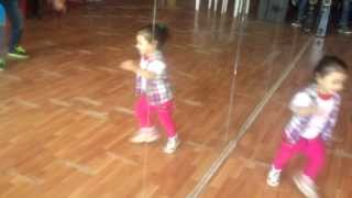 DID LIL Masters Auditions 2014 practice by just 2 yr old kid