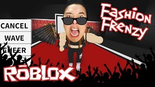 ROBLOX: FASHION FRENZY!!! Daddy