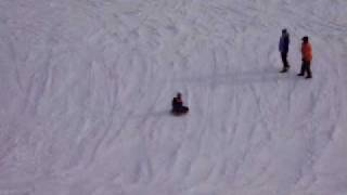 Boy_sledding.AVI