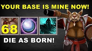 Camping in Their Base ''Dispersion''  | Dota 2 Ability Draft