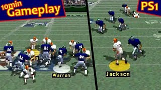 NFL Gameday ... (PS1) 60fps