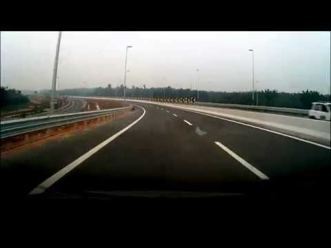 Penang Second Bridge—First Day Drive