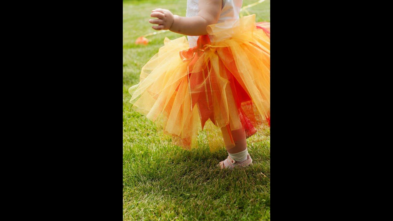 Юбки пачки для девочек своими руками фото