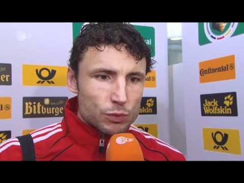 Letztes Interview von Mark van Bommel beim FC Bayern München? (22.12.2010)
