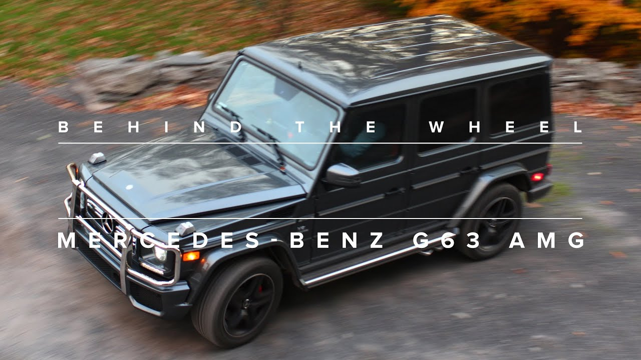 Behind the wheel 2013 mercedes benz g63 amg youtube for 2013 mercedes benz g63 amg