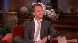 Neil Patrick Harris on His 40th Birthday!
