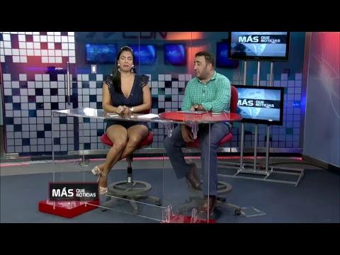 Más Que Noticias con Lisbeth Santos y Milton Cordero (Lechuga) 21/06/17