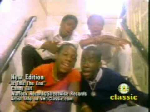 New Edition -  Is This The End