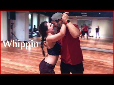 Kiiara - Whippin feat. Felix Snow | Brazilian Zouk Dance | Matthew Krivanek & Haley Tiller | Miami