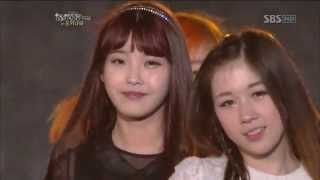 Live HD | 121101 IU - You And I @ SBS 2012 K-POP Collection In Okinawa